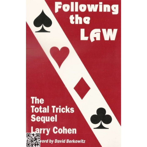 Following the Law, Larry Cohen