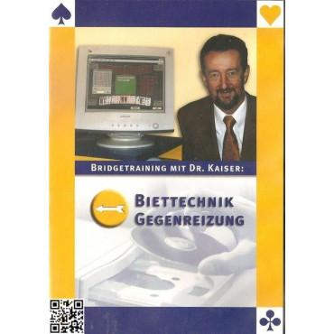 Biet Technik Gegenreizung, Bridgetechnik mit Dr. Kaiser (QPlus)