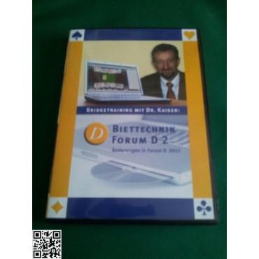 D Biet Technik Forum D 2, Bridgetechnik mit Dr. Kaiser (QPlus)