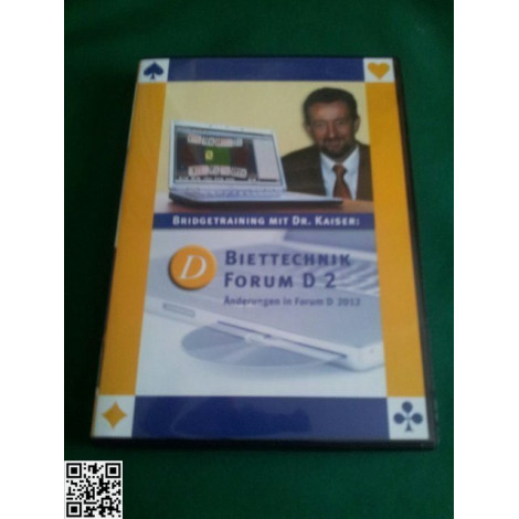 Biettechnik Forum D 2 Bridgetraining mit Dr. Kaiser