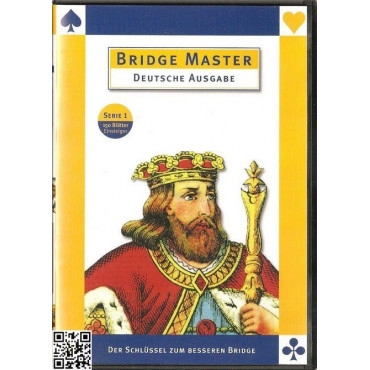 Deutsch: Bridge Master Series 1 (150 Blätter)