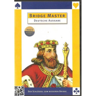 Deutsch: Bridge Master Series 5 (96 Blätter)