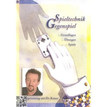 Spieltechnik Gegenspiel, Bridgetechnik mit Dr. Kaiser (QPlus)