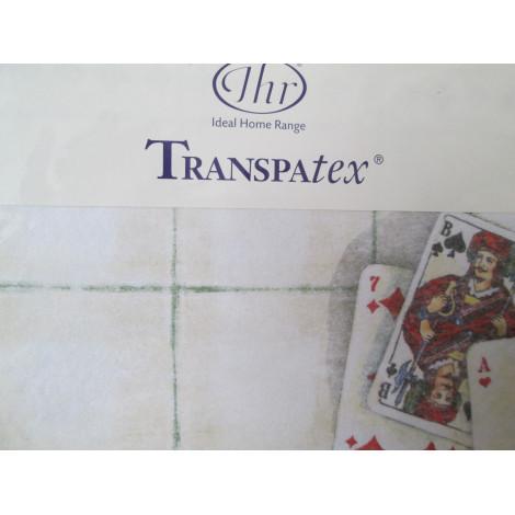 Tischläufer beige, Transpatex