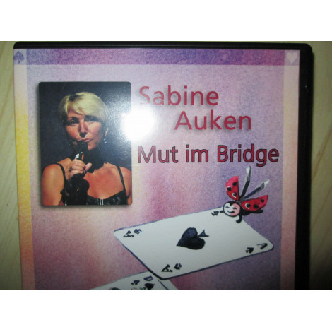 Sabine Auken: Mut in Bridge