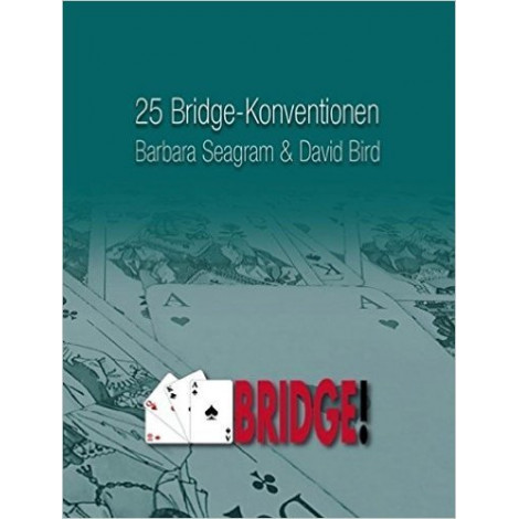 Barbara Seagram und Marc Smith: 25 Bridge - Konventionen