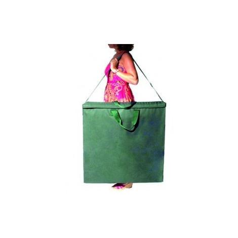 Tisch-Tasche als Schutzbezug