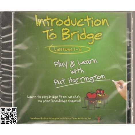 Software: Pat Harrington:Introduction to Bridge Lessons 1-6