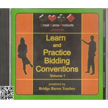 Learn and Practice Bidding Conventions [eng], Volume 1