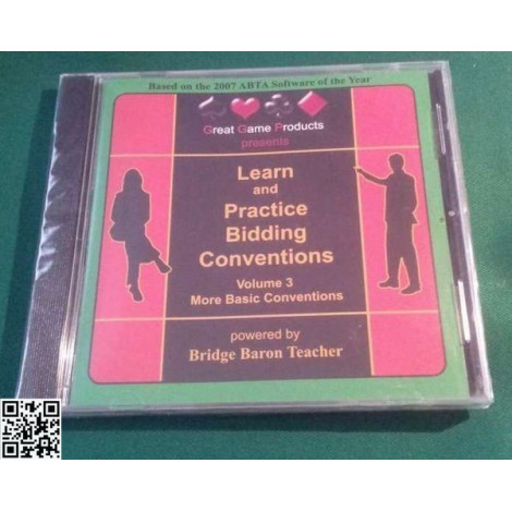 Learn and Practice Bidding Conventions [eng], Volume 3
